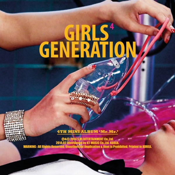 Girls' Generation - Mr. Mr.