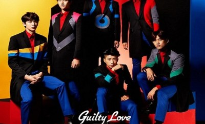 2PM Ranks #1 on Oricon Weekly Chart with 'Guilty Love'