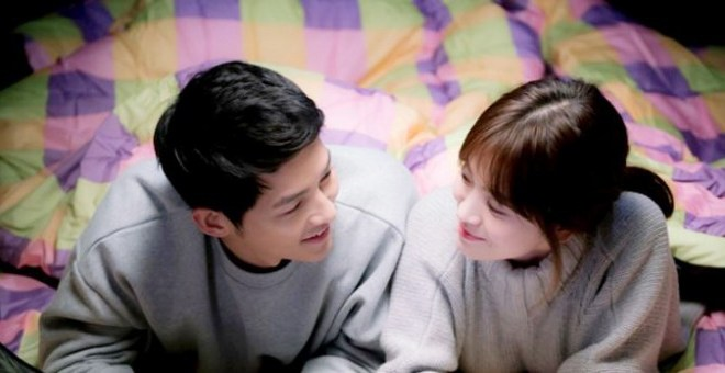 Song Joong Ki, Song Hye Kyo, Song-Song Couple, Survey for Korean Drama couples