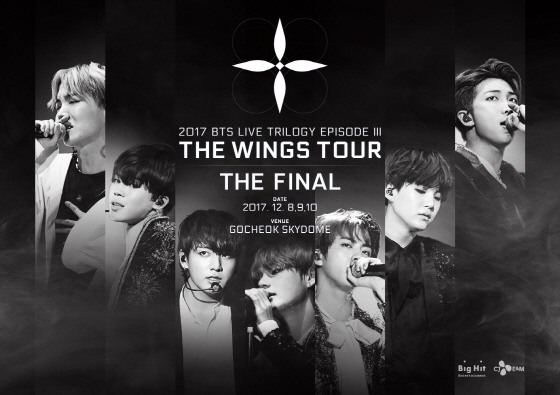 2017 BTS Live Trilogy Episode III: The Wings Tour, BTS