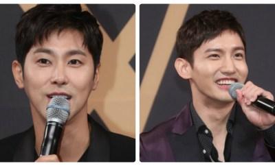 TVXQ, Changmin, Yunho
