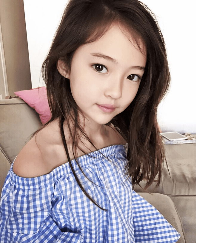 Meet Rising Korean American Child Model Ella Gross