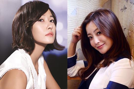 Kim Sun Ah, Kim Hee Sun, Woman of Dignity,