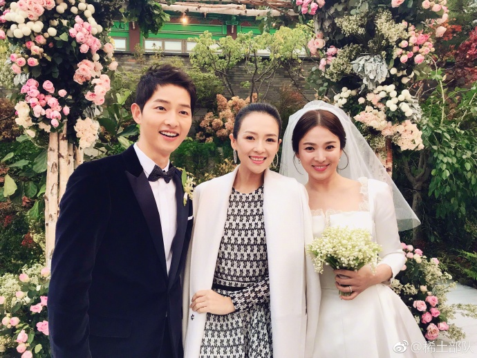 Estimated Costs Of Song Hye Kyo And Song Joong Ki's Wedding Revealed