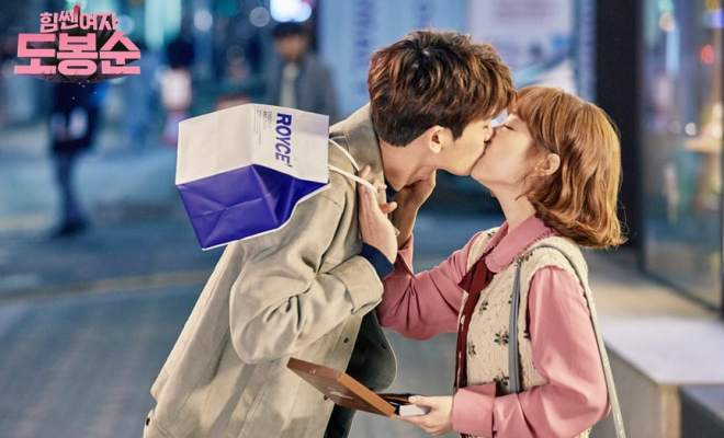 Korean Drama Kisses