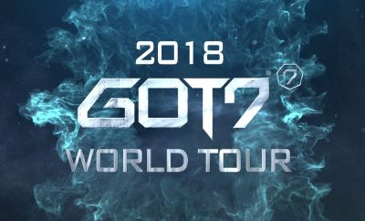 GOT7 COMEBACK 2018 WORLD TOUR