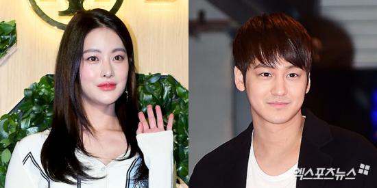 Kim Bum & Oh Yeon Seo