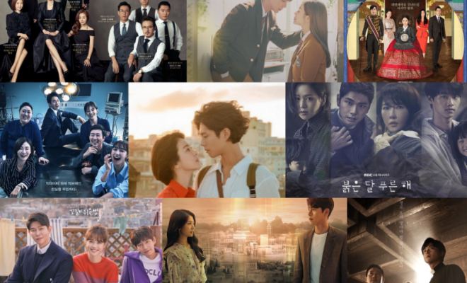 K-Drama Couch: Thrilling Cliff-Hangers Highlight