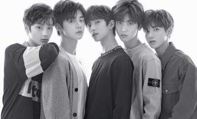 TXT Records Highest Album Sales Among 2019 Rookies, With