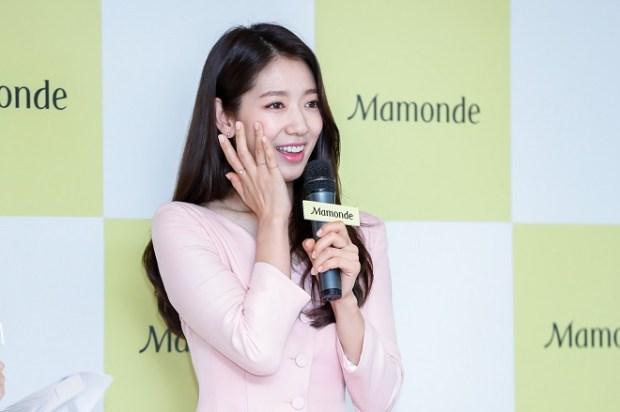 [K-Star]: Park Shin Hye to visit Malaysia as the brand ambassador