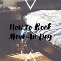 How To Rock Move In Day
