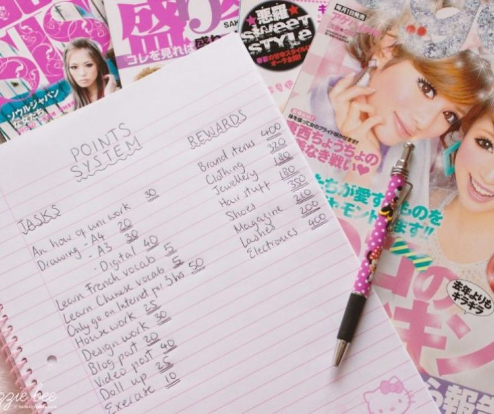 Tips for Doing Gyaru on a Budget