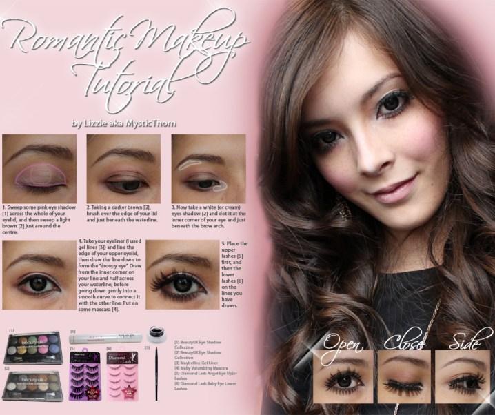 Gyaru Romantic Makeup Tutorial!