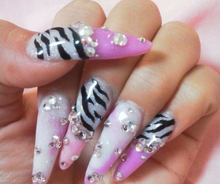 Gyaru Nail Art Inspiration for All Lengths!