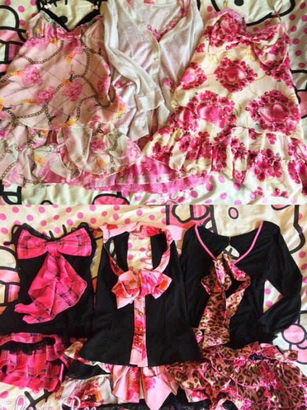My Gyaru Wardrobe, Take Two!