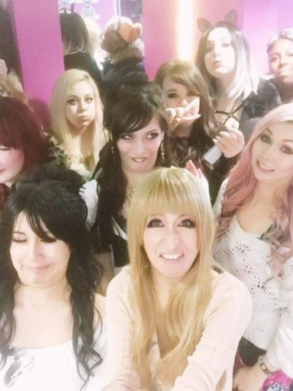 New Year's UK Gal Meet 2016!