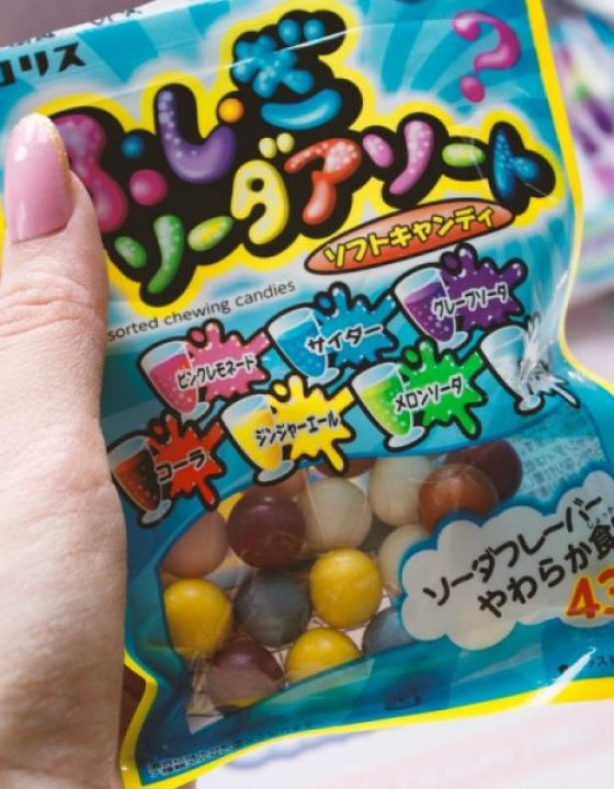 I'll Take You To The Candy Shop… Japan Candy Box Review!