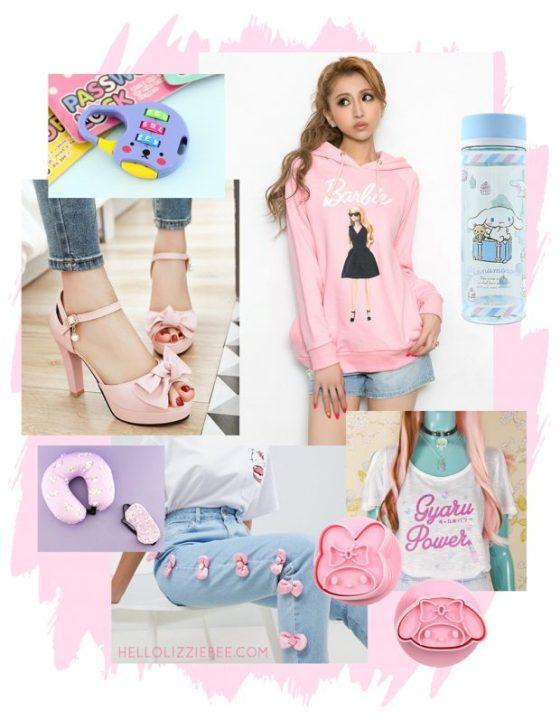 Summer Lovin' – Cute Gyaru/Jfashion Wishlist!