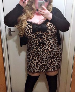 How to DIY a Leopard Print Dress, Gyaru Style!