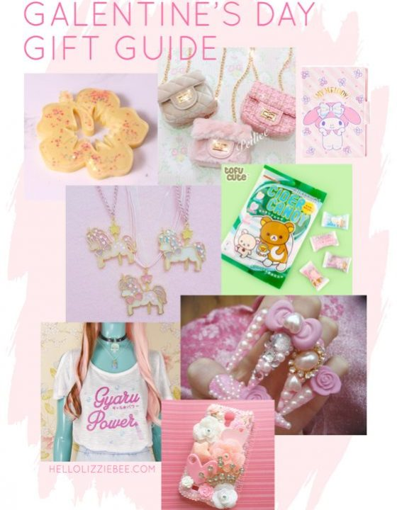 Galentine's Day Gift Guide for Gyaru