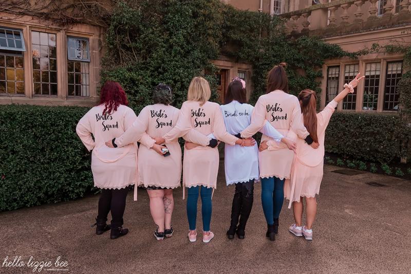 Brides squad by hellolizziebee