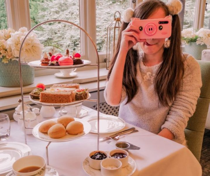 Vegan Afternoon Tea at the Laura Ashley Tearoom, Coventry