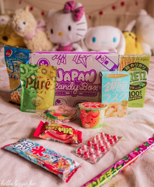 Japan Candy Box 'Sweet Summer Fruits' Collection + Giveaway!