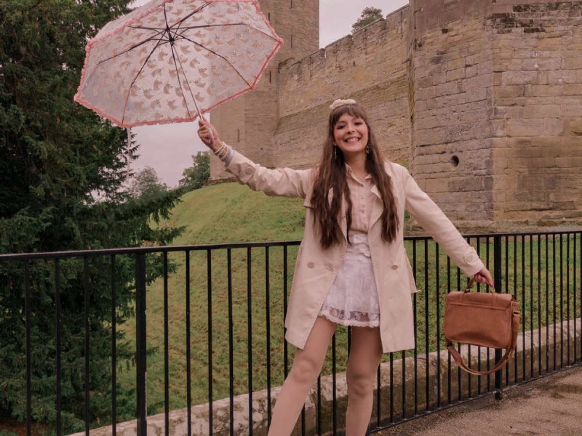 Come Rain or Shine: Day Out at Warwick Castle