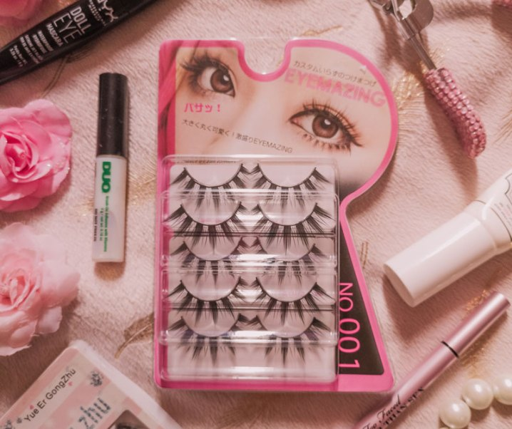 Everything You Need to Know About False Lashes