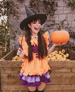 Witch Way to the Pumpkins?