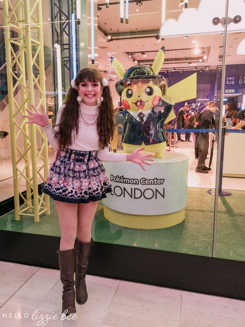 Pokemon Centre in London