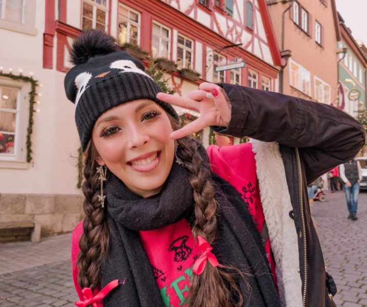 Gyaru Outfit Diaries: A Winter Holiday in Germany