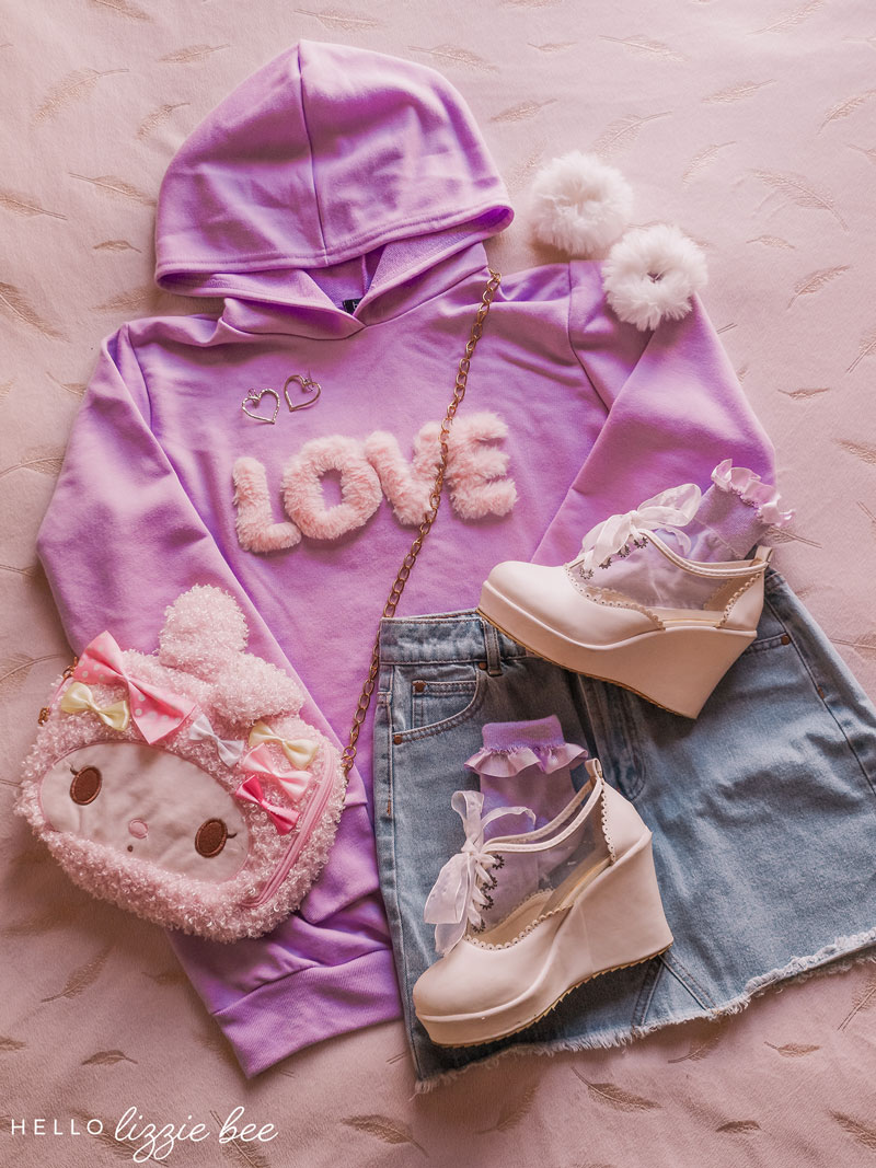 Kawaii outfit idea for Spring