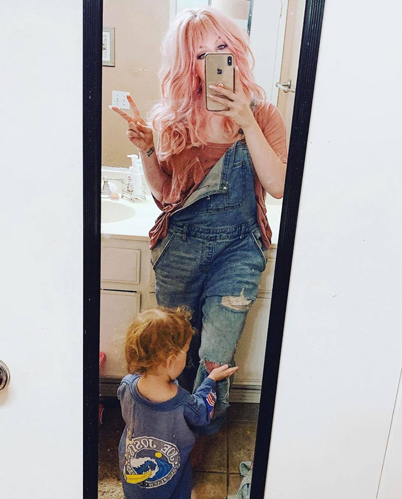 Interview with gal mama Melissa on how she juggles life and gyaru via hellolizziebee