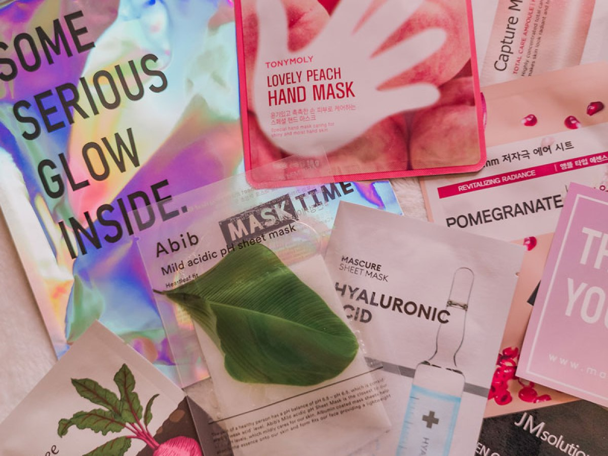 The Best Sheet Mask Subscription Box For K-Beauty Lovers!