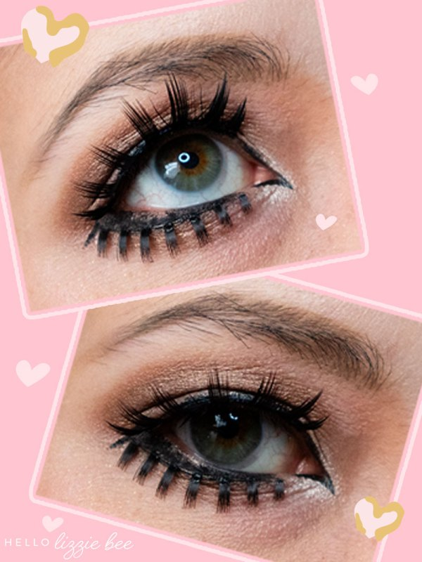 How to do Gyaru Makeup Without Circle Lenses