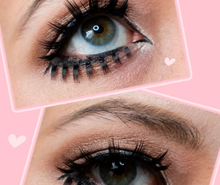 How to do Gyaru Makeup Without Circle Lenses