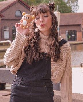 Beary Cute Rilakkuma Inspired Outfit