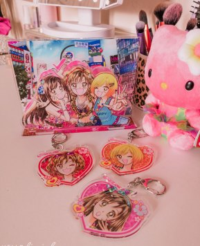 Otsukai Review! Super Gals Merchandise
