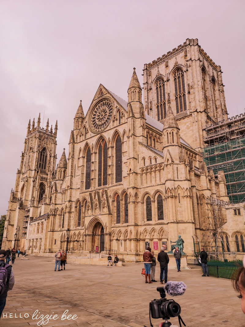 How to Spend One Day in York, York Minster