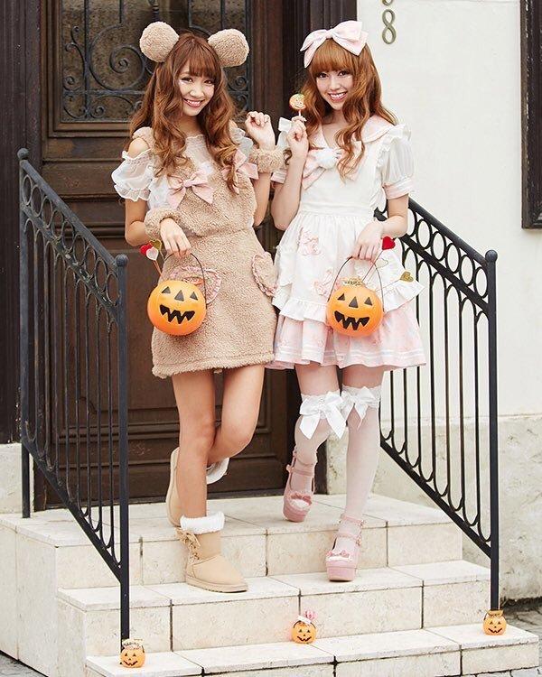 Cute Liz Lisa Halloween Looks