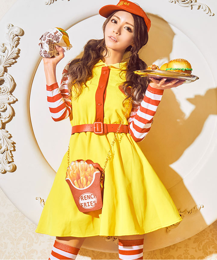 Mcdonalds Outfit by Sugar and Jewels