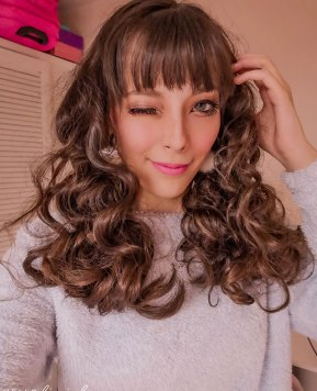 Super Easy Overnight Curls Hair Tutorial!