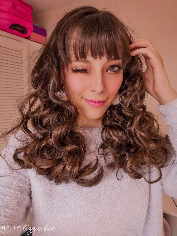 Super Easy Overnight Curls Hair Tutorial!