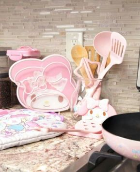 Kawaii Kitchen Inspiration + Shopping List! ♡