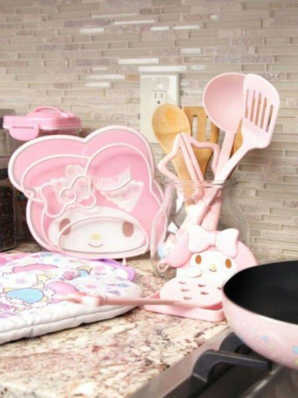 Kawaii Kitchen Inspiration + Shopping List! ♡