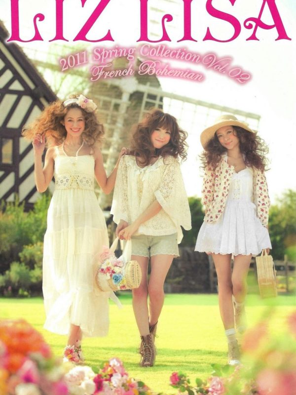 Liz Lisa 2011 Spring Collection!