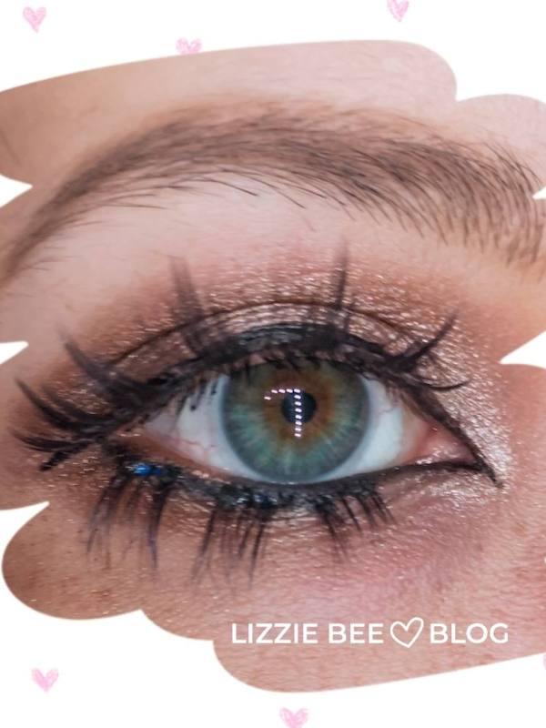 How I do my gyaru eye make ♡