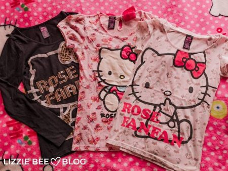 Hello Kitty by Rose Fan Fan