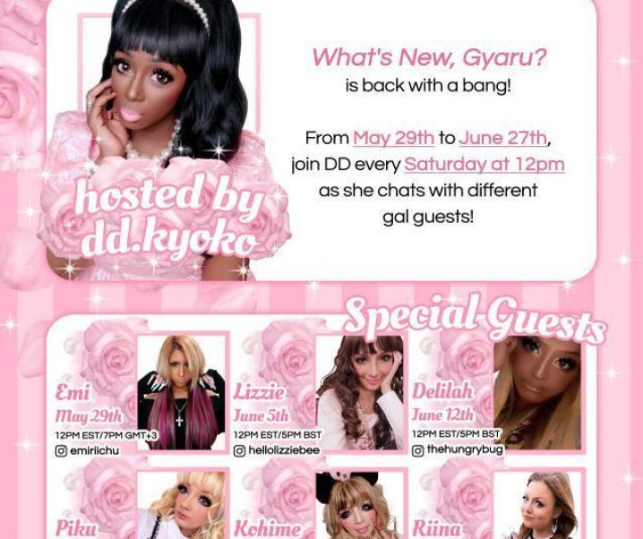 Important Announcement – What's New, Gyaru?